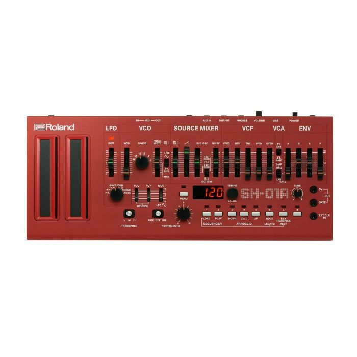 ROLAND - Roland Boutique SH01A Synthesizer (red) (B-STOCK)