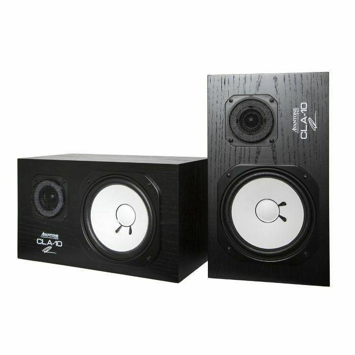 AVANTONE - Avantone CLA10 Chris Lord Alge Passive Studio Monitors (pair) (B-STOCK)