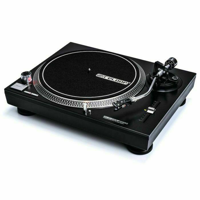RELOOP - Reloop RP1000 MK2 Belt Drive DJ Turntables (pair)
