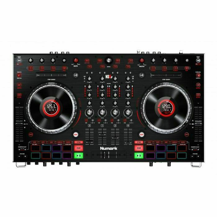NUMARK - Numark NS6II DJ Controller (B-STOCK)