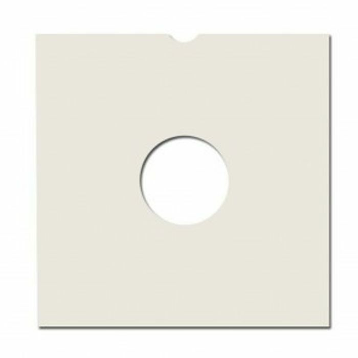 """SOUNDS WHOLESALE - Sounds Wholesale 12"""" White Card Masterbag Replacement Vinyl Record Sleeves (pack of 10)"""