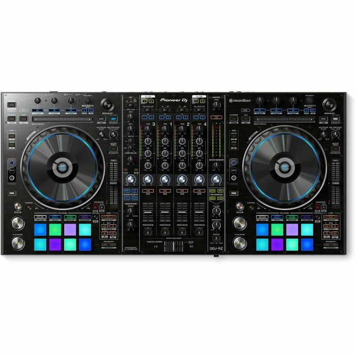 PIONEER - Pioneer DDJ RZ Rekordbox DJ Controller With Performance Pads (B-STOCK)