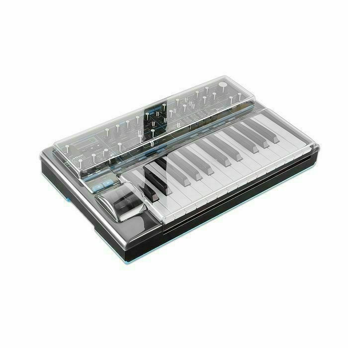 DECKSAVER - Decksaver Novation Bass Station II Cover (smoked clear)