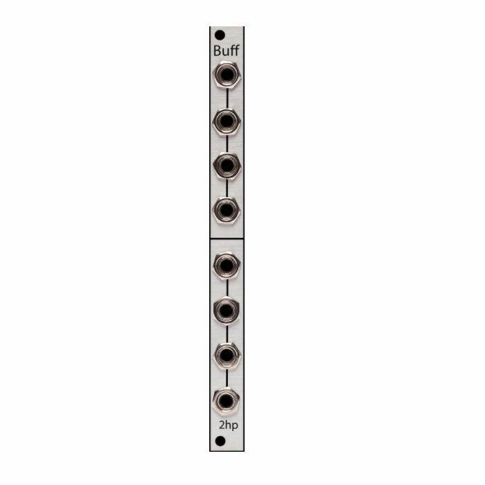 2HP - 2hp Buff Buffered Multiple Module (silver faceplate)