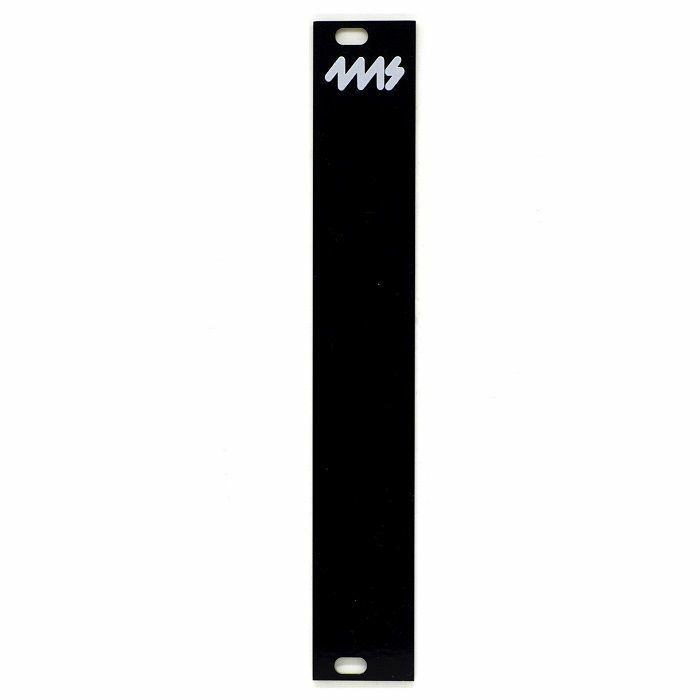 4MS - 4ms 4HP Blank Panel (black)