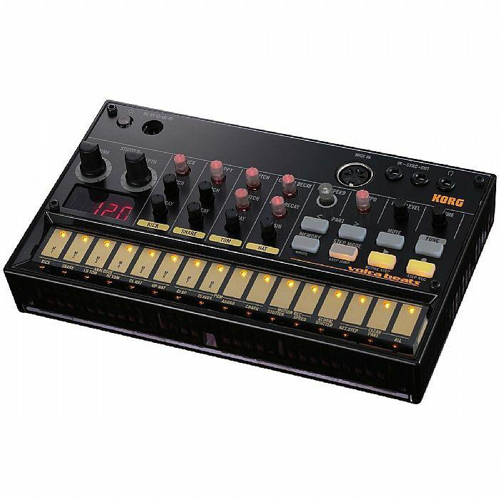 KORG - Korg Volca Beats Analogue Rhythm Machine (B-STOCK)