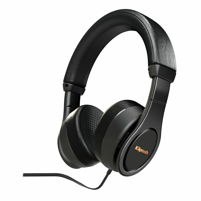 KLIPSCH - Klipsch Reference On Ear II Headphones (black)