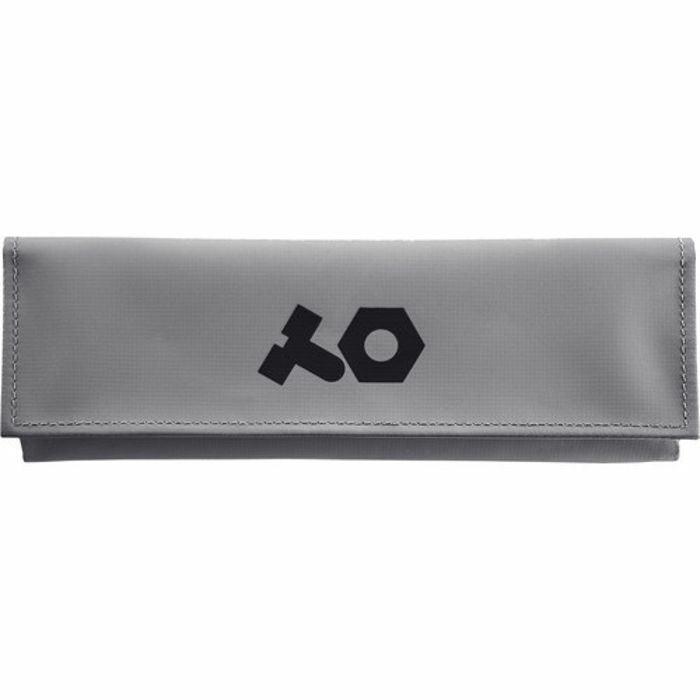 TEENAGE ENGINEERING - Teenage Engineering Folding PVC Roll Up Travel Case For OPZ (asphalt grey)