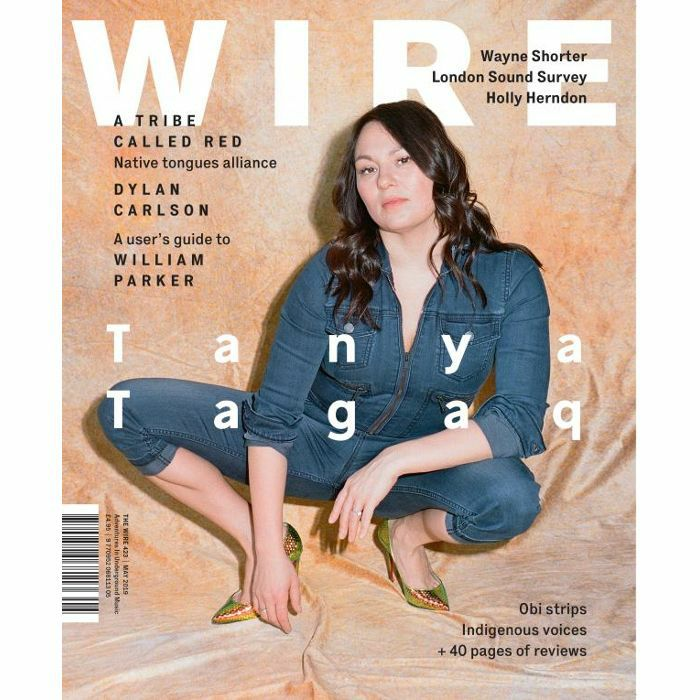 WIRE MAGAZINE - Wire Magazine: May 2019 Issue #423