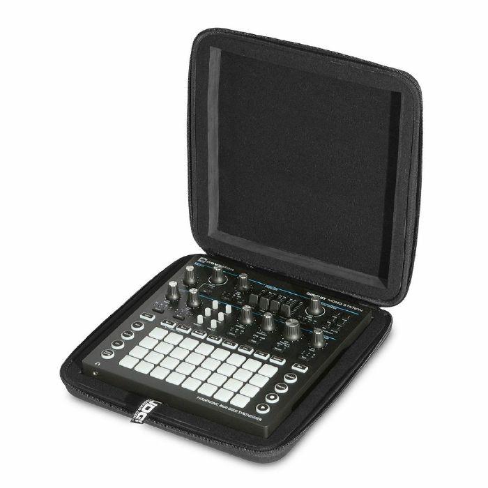 UDG - UDG Creator Novation Circuit Mono Station DJ Controller Hard Case (black)