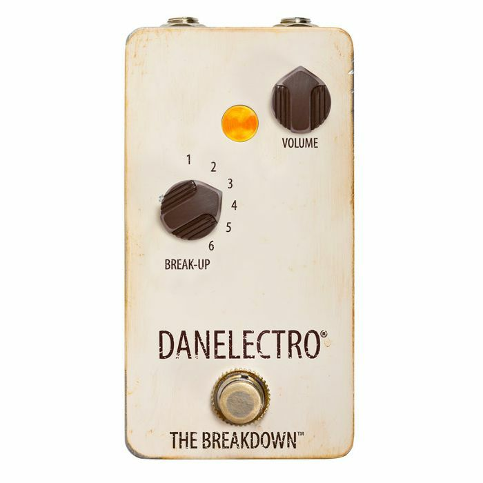 DANELECTRO - Danelectro The Breakdown Boost Overdrive Pedal