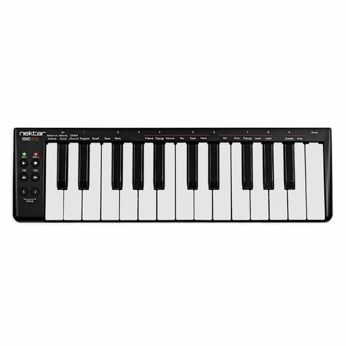 NEKTAR - Nektar SE25 Mini USB MIDI Keyboard Controller