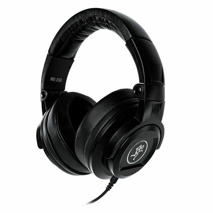 MACKIE - Mackie MC250 Studio Reference Headphones (B-STOCK)
