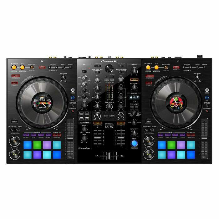PIONEER - Pioneer DDJ800 Performance DJ Controller