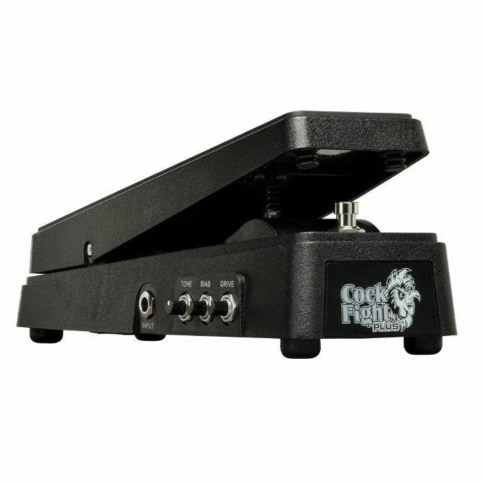 ELECTRO HARMONIX - Electro Harmonix Cock Fight Plus Talking Wah & Fuzz Pedal (B-STOCK)