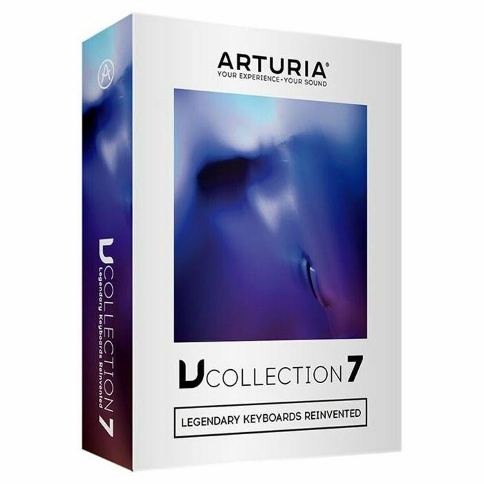 ARTURIA - Arturia V Collection 7 Software (boxed)
