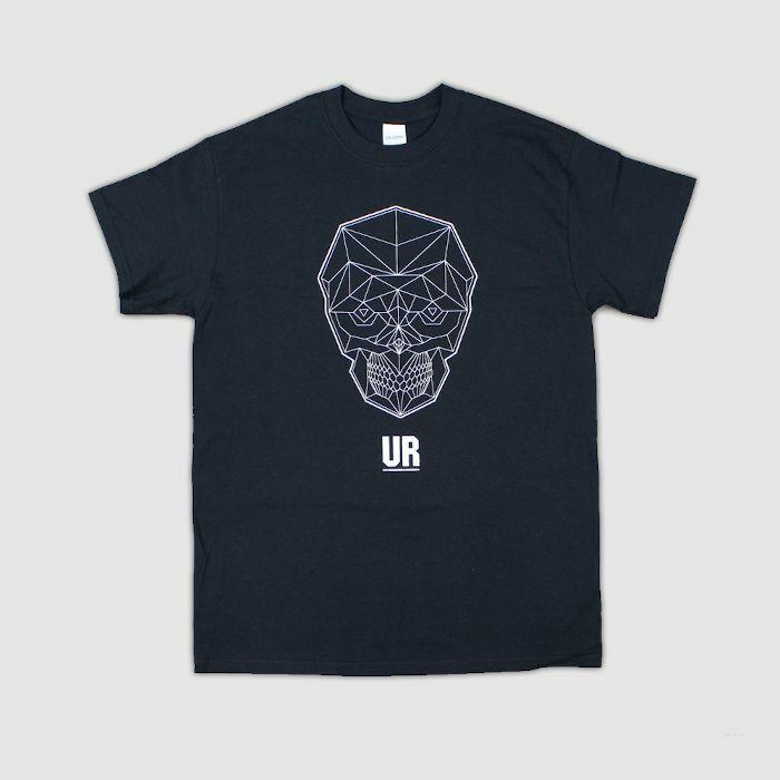 UNDERGROUND RESISTANCE - Underground Resistance Calavera T-Shirt (black, extra large)