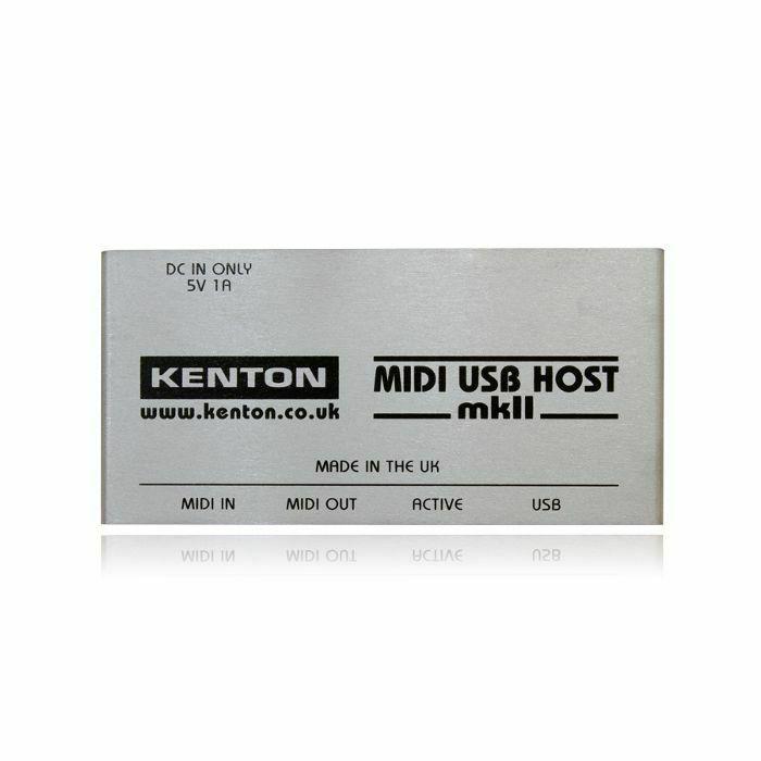 KENTON - Kenton MIDI USB Convertor Host MkII (B-STOCK)