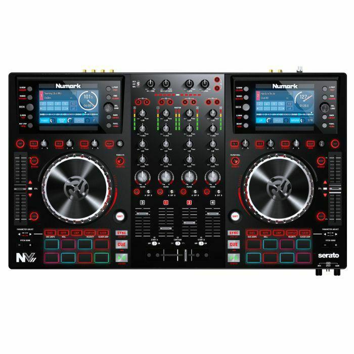NUMARK - Numark NVII DJ Controller With Serato DJ Software (B-STOCK)