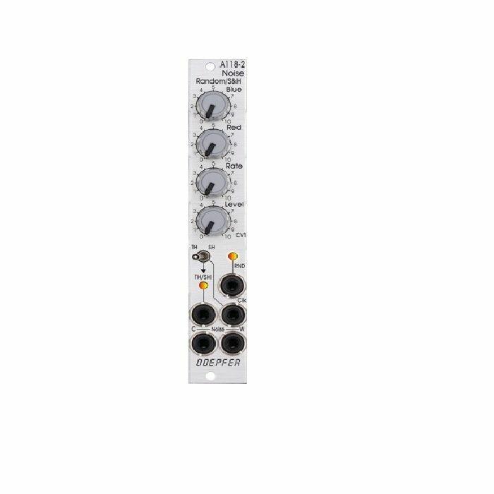 DOEPFER - Doepfer A-118-2 Noise, Random, T&H, S&H Module