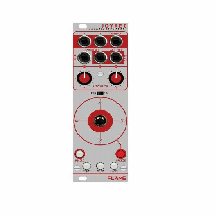 FLAME - Flame Joyrec Joystick Recorder Module