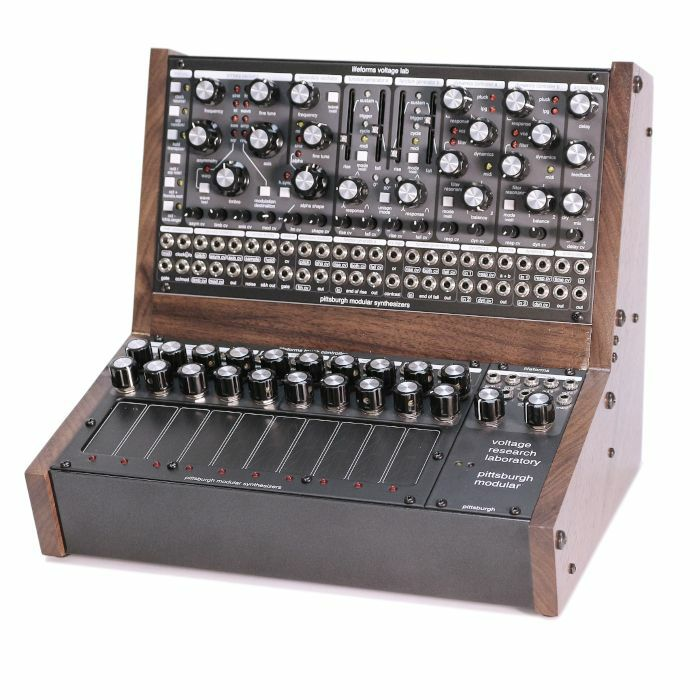 PITTSBURGH MODULAR - Pittsburgh Modular Lifeforms Voltage Research Laboratory Analogue Modular Synthesiser