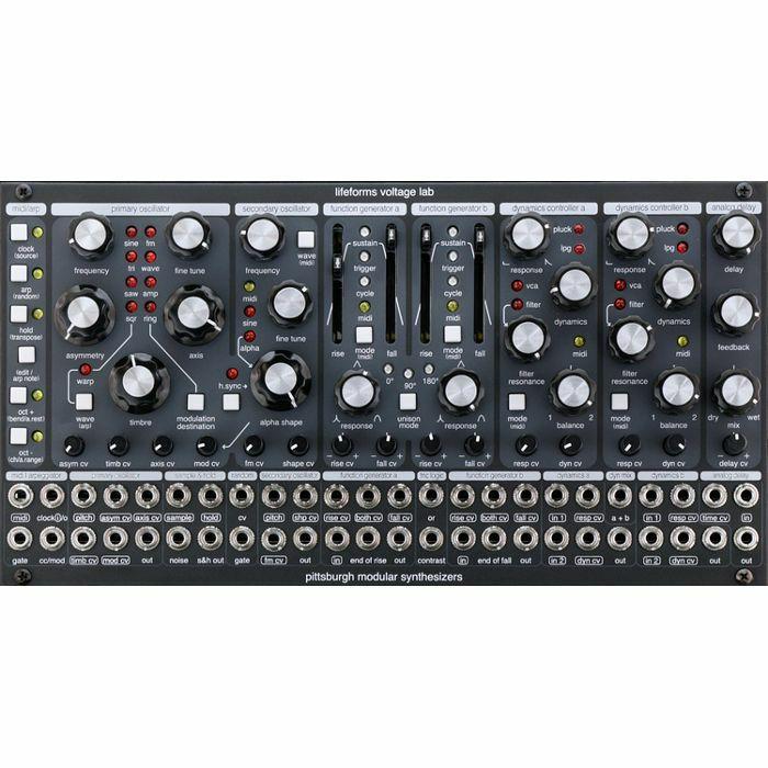 PITTSBURGH MODULAR - Pittsburgh Modular Lifeforms Voltage Lab Synthesiser Voice Module