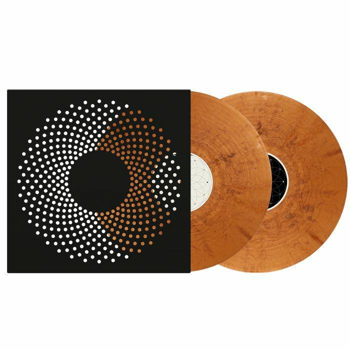 SERATO - Serato Sacred Geometry Origin 12 Inch Control Vinyl (iridescent copper, pair)
