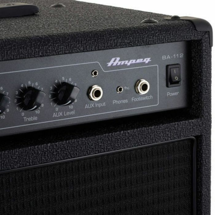 Ampeg Series BA112 V2 Bass Combo Amplifier