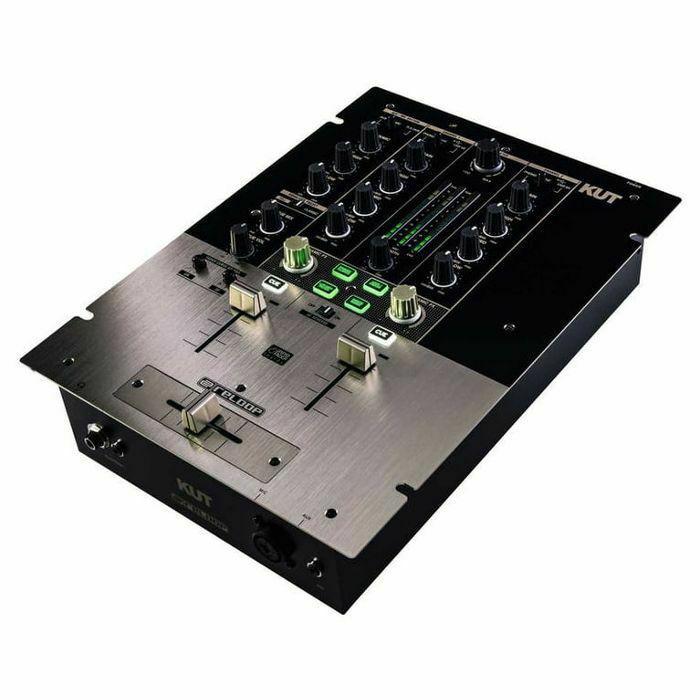RELOOP - Reloop Kut Digital 2 Channel Battle FX DJ Mixer With Innofader (B-STOCK)