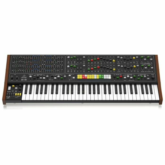 BEHRINGER - Behringer DS80 Polyphonic Analogue Keyboard Synthesiser