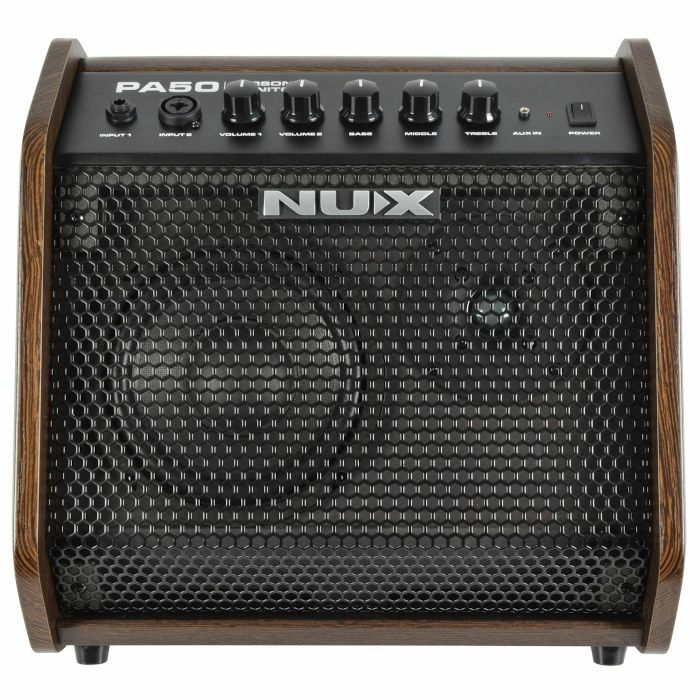NUX - NUX PA50 Personal Monitor Guitar Amplifier