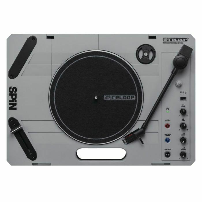 RELOOP - Reloop Spin Portable DJ Turntable