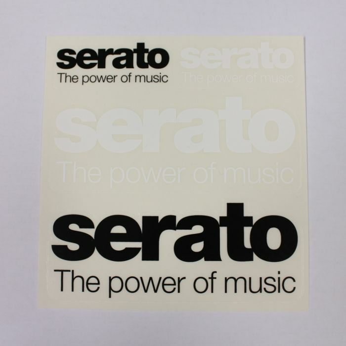 SERATO - Serato Sticker Set (free with any order)