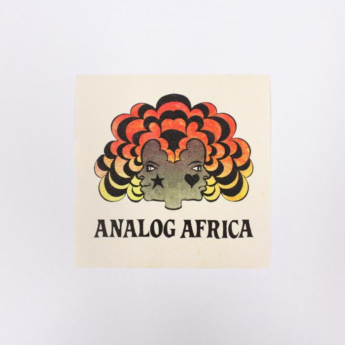 ANALOG AFRICA - Analog Africa Sticker #1 (free with any order)