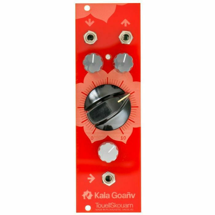 TOUELLSKOUARN - TouellSkouarn Kala Goanv Wah Distortion Phaser Filter Module (B-STOCK)