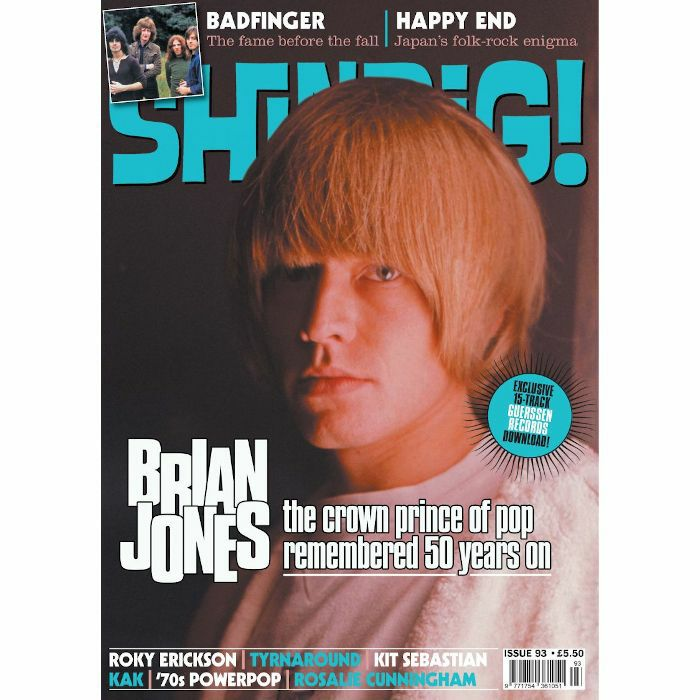 SHINDIG! MAGAZINE - Shindig! Issue 93