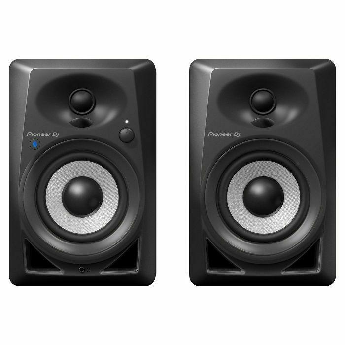 PIONEER - Pioneer DM40 Bluetooth Active Desktop Monitor Speakers (pair, black) (B-STOCK)