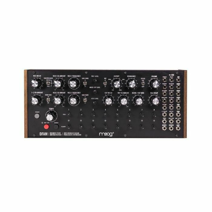 MOOG - Moog DFAM Semi Modular Analogue Percussion Synthesizer (B-STOCK)
