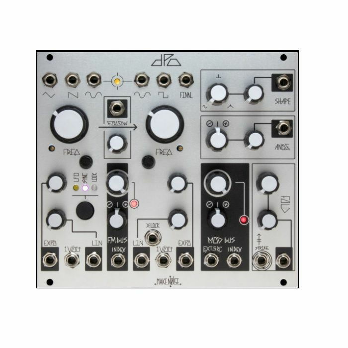 MAKE NOISE - Make Noise DPO Dual Voltage Controlled Oscillator Module (B-STOCK)
