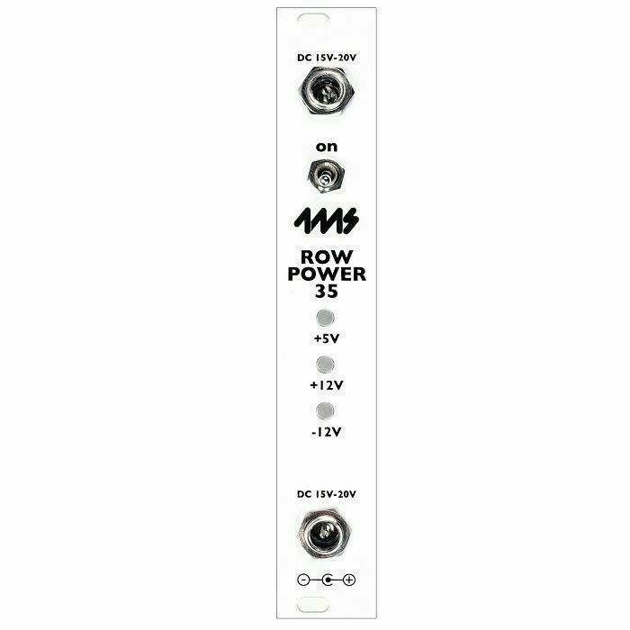 4MS - 4ms Row Power 35 Power Solution For Eurorack Systems (white)