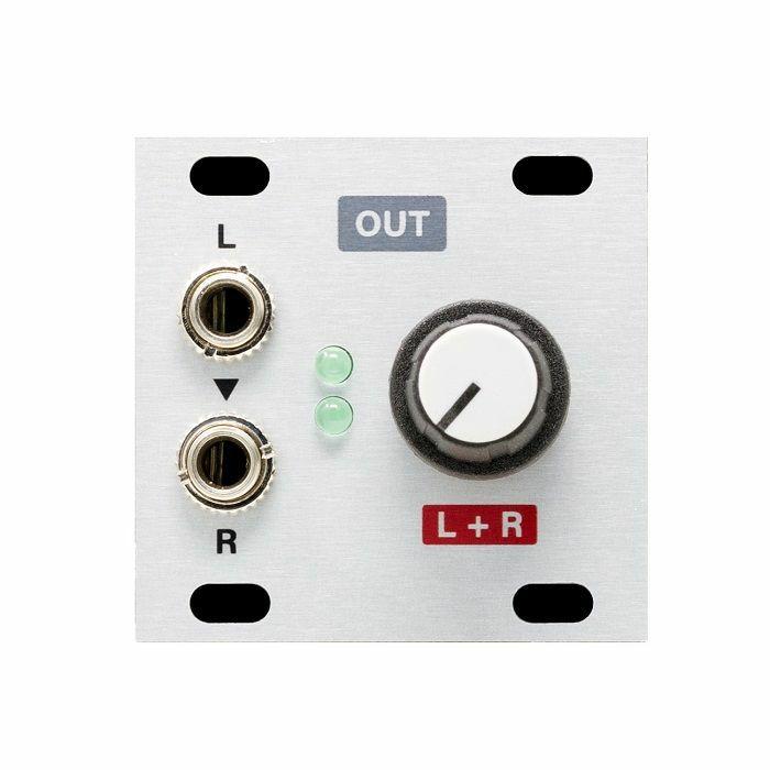 INTELLIJEL - Intellijel Stereo Out 1U Balanced Stereo Line Output Module