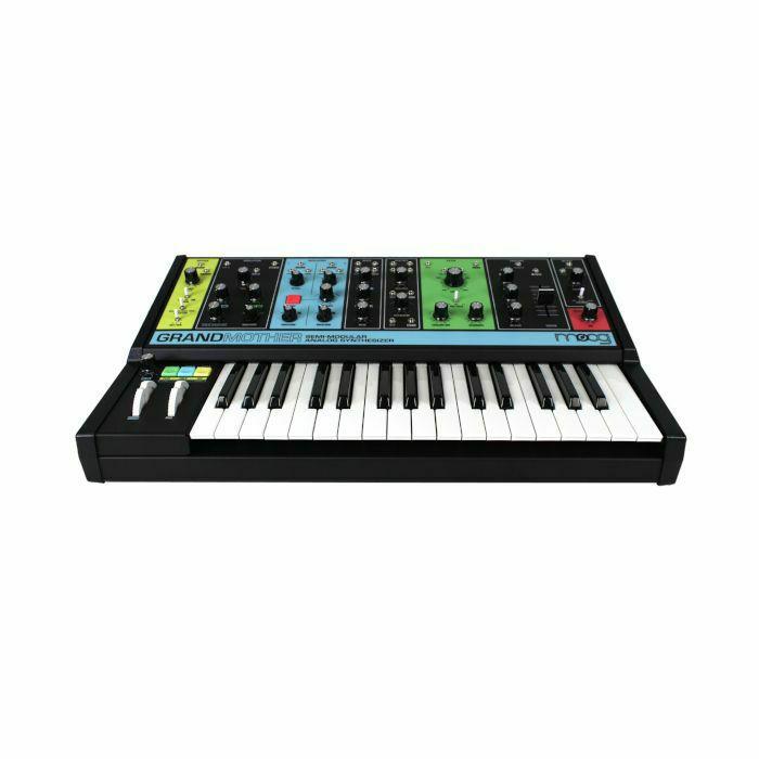 MOOG - Moog Grandmother Semi Modular Analogue Synthesizer (B-STOCK)