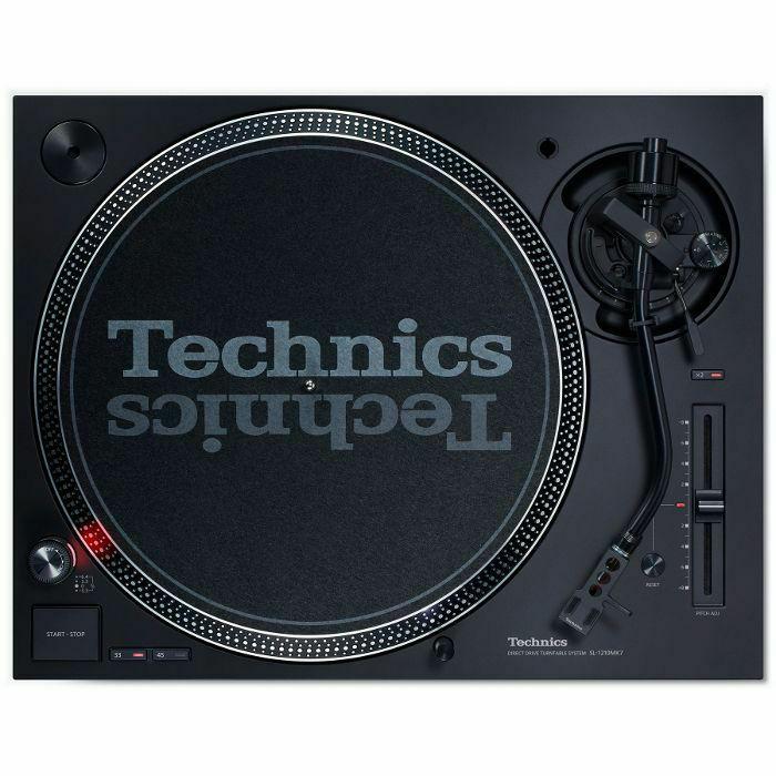 TECHNICS - Technics SL1210 MK7 Direct Drive DJ Turntable (B-STOCK)