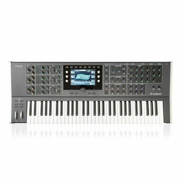 WALDORF - Waldorf Quantum 8 Voice Hybrid Polyphonic Synthesizer (B-STOCK)