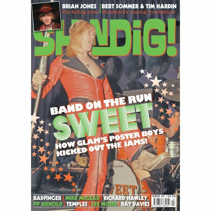 SHINDIG! MAGAZINE - Shindig! Issue 94