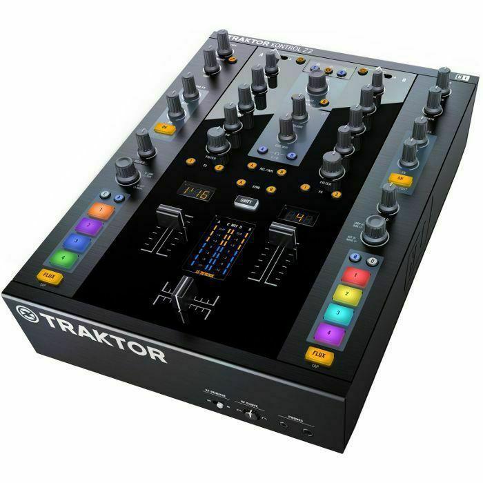 NATIVE INSTRUMENTS - Native Instruments Traktor Kontrol Z2 DJ Mixer (B-STOCK)