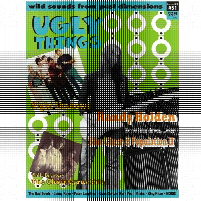 UGLY THINGS - Ugly Things Magazine Issue #51
