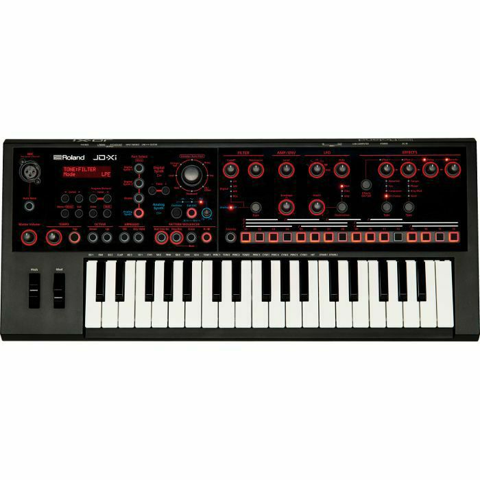 ROLAND - Roland JD Xi Analog/Digital Crossover Synthesizer (B-STOCK)