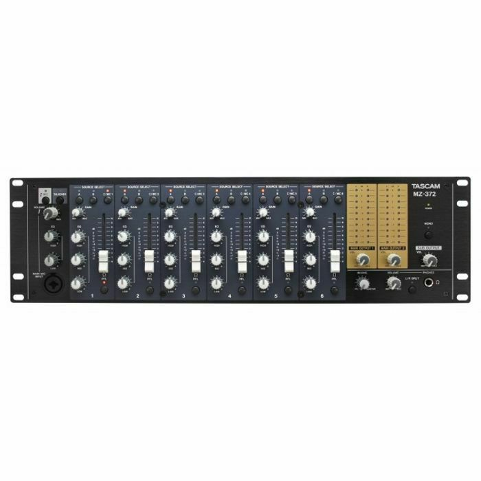 TASCAM - Tascam MZ372 Zone Mixer (B-STOCK)
